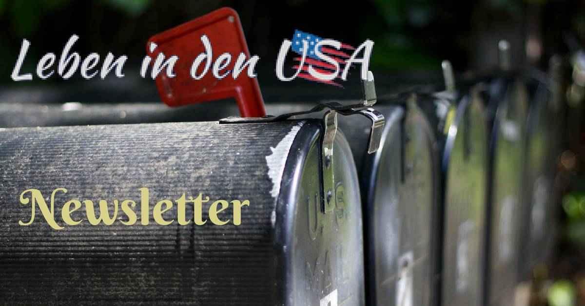 Newsletter von Leben in den USA