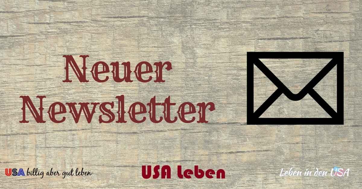 Neuer Newsletter