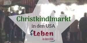 Christkindlmarkt USA im Kalender von Leben in den USA
