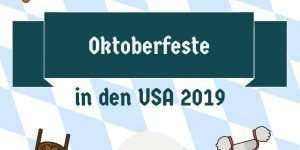 Oktoberfeste USA 2019