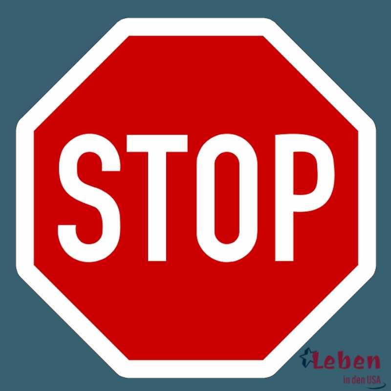 10 Verkehrsregeln in den USA an die man sich gewöhnen muss