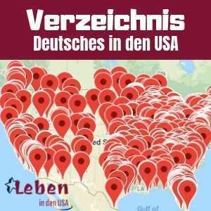 Deutsches in den USA im Verzeichnis auf Leben in den USA Banner