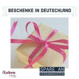 Geschenke für Deutschland