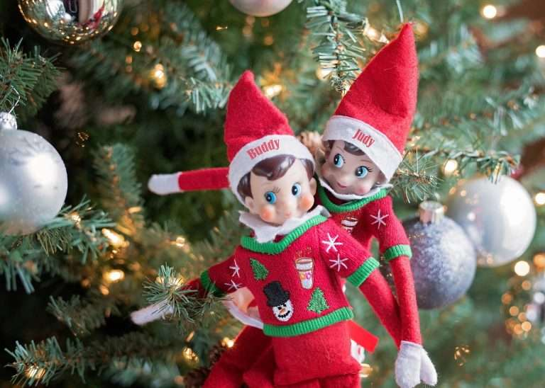 Elf on the Shelf – Tradition vor Weihnachten in den USA