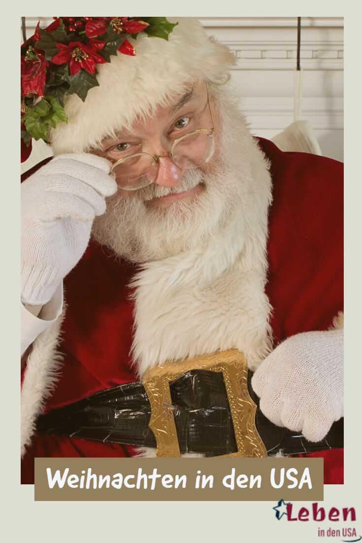 Was ist anders am Weihnachten in den uSA