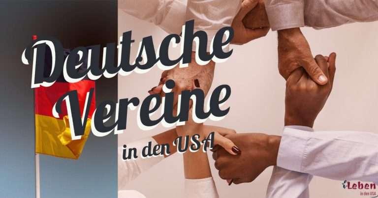 Deutsche Vereine in den USA – Kontakte und Traditionen
