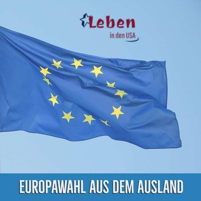 Europawahl aus dem Ausland für Auslandsdeutsche