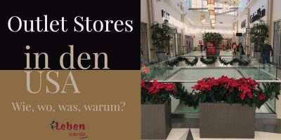 Outlet Stores in den USA