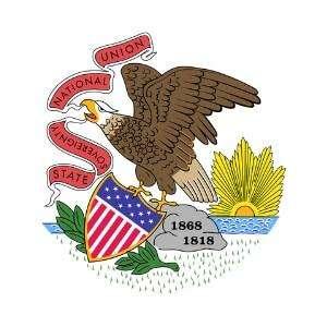 Der US-Staat Illinois