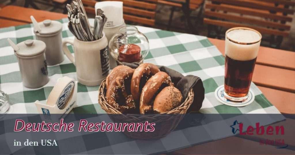 Deutsche Restaurants USA