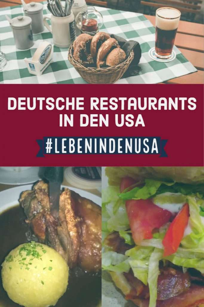 Deutsche Restaurants in den USA