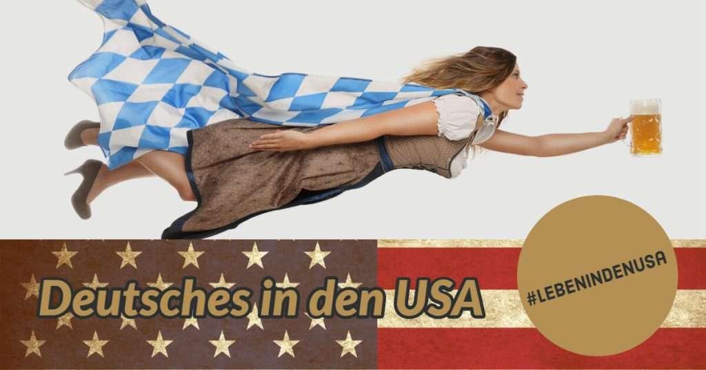 Verzeichnis mit Deutschem in den USA