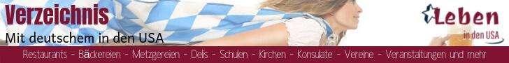 Deutsches in den USA Branchenverzeichnis mit deutschen Restaurants und mehr