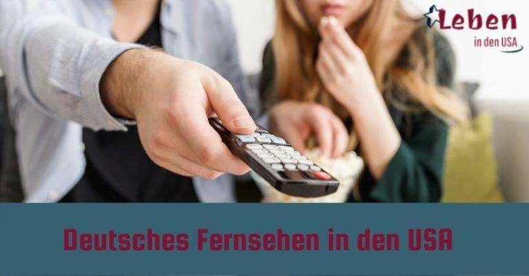 Deutsches Fernsehen in den USA