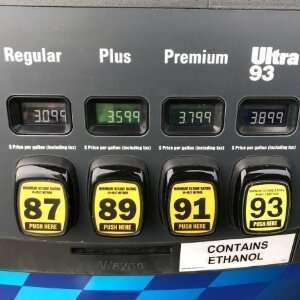 Benzinarten usa
