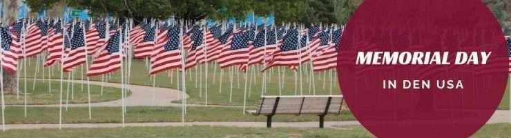 Memorial Day in den USA