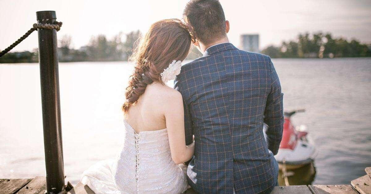 Hochzeit in den USA