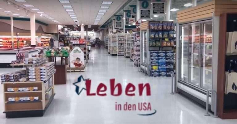 Shops in den USA – Geschäfte für Alltägliches