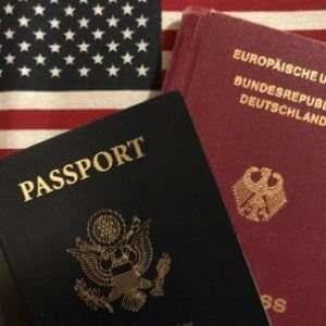Doppelte Staatsbürgerschaft mit amerikanischem und deutschem Pass