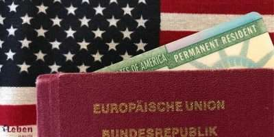 Green Card Lotterie um in den USA zu leben