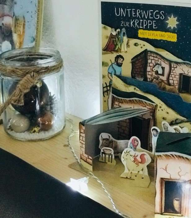 Weihnachten und Glaube