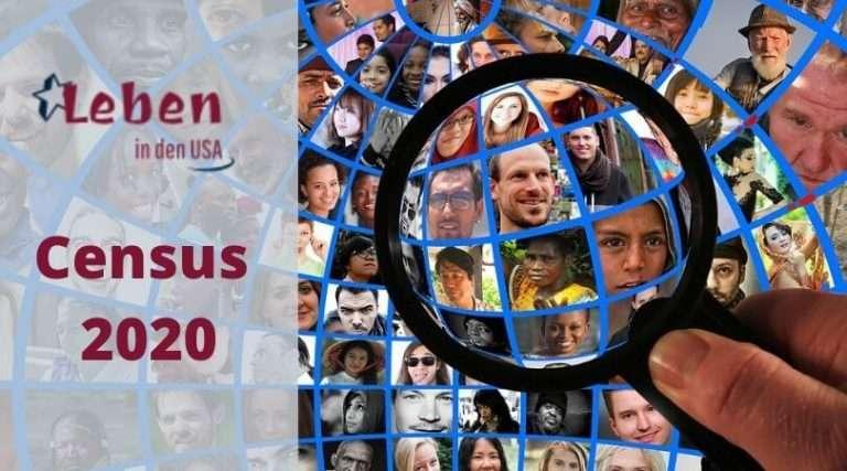 Census 2020 die USA zählt ihre Einwohner