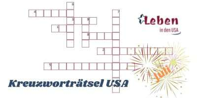 Rätsel im Juli zum Thema Independence Day
