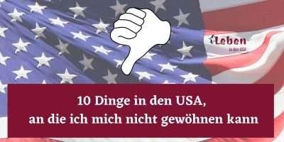USA negativ