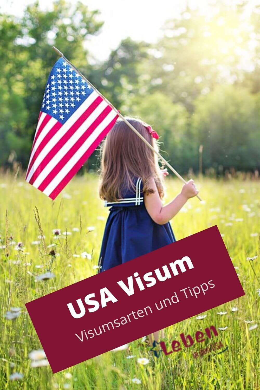 USA Visum Visumsarten und Tipps