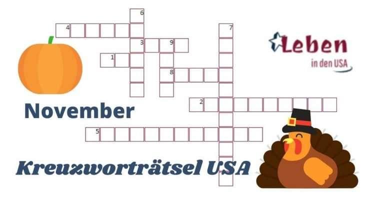Rätsel im November