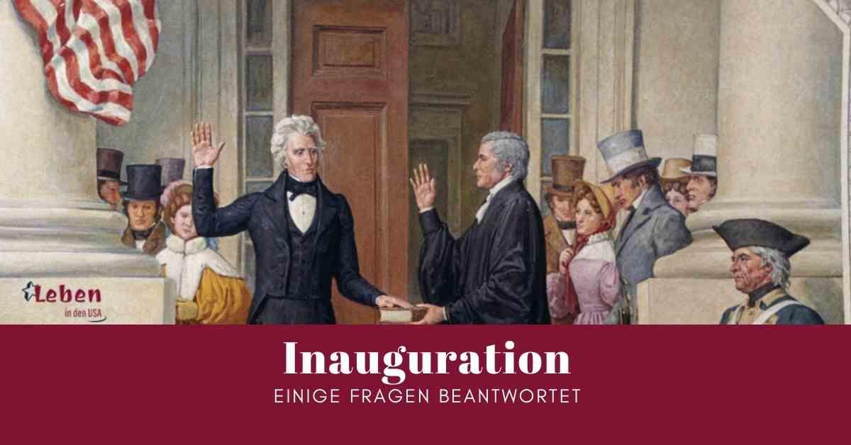 Inauguration FAQ