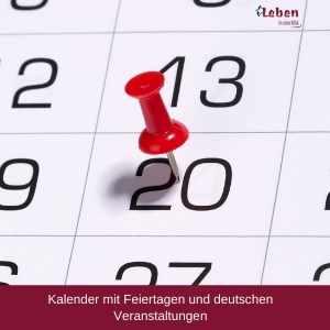 Kalender Slider Mobile