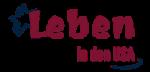 Logo Leben in den USA