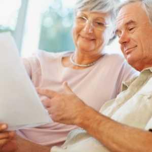 Rente und Social Security