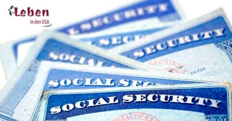 Social Security Nummer in den USA – Mehr als nur eine Rentennummer