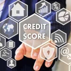 Social Security und Credit Score